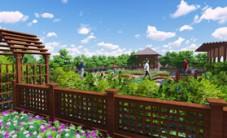鑫远华城屋顶花园乐虎国际手机版设计 (5图)
