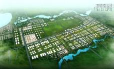 山东县城城市规划设计 (1图)