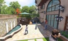 长沙金色溪泉湾别墅乐虎国际手机版设计 (6图)