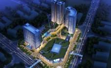 宁乡商业广场项目景观设计