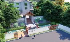 株洲自建别墅庭院景观设计